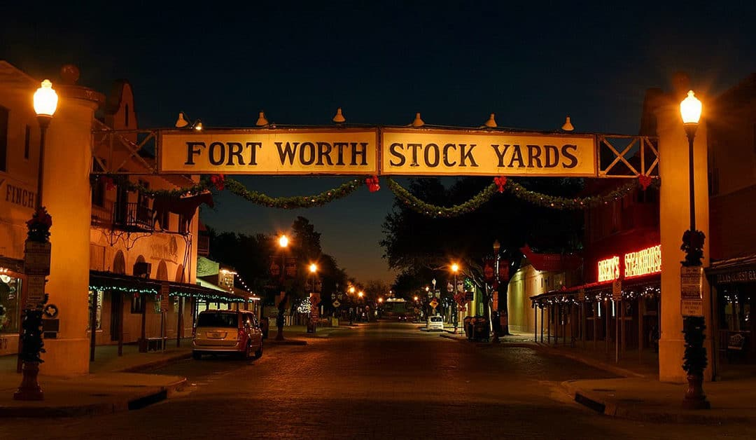 Fort Worth new development