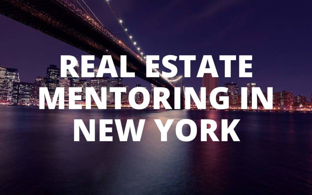 Real Estate Mentoring in New York