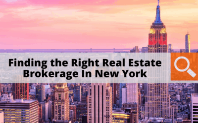 Finding the Right Real Estate Brokerage In New York