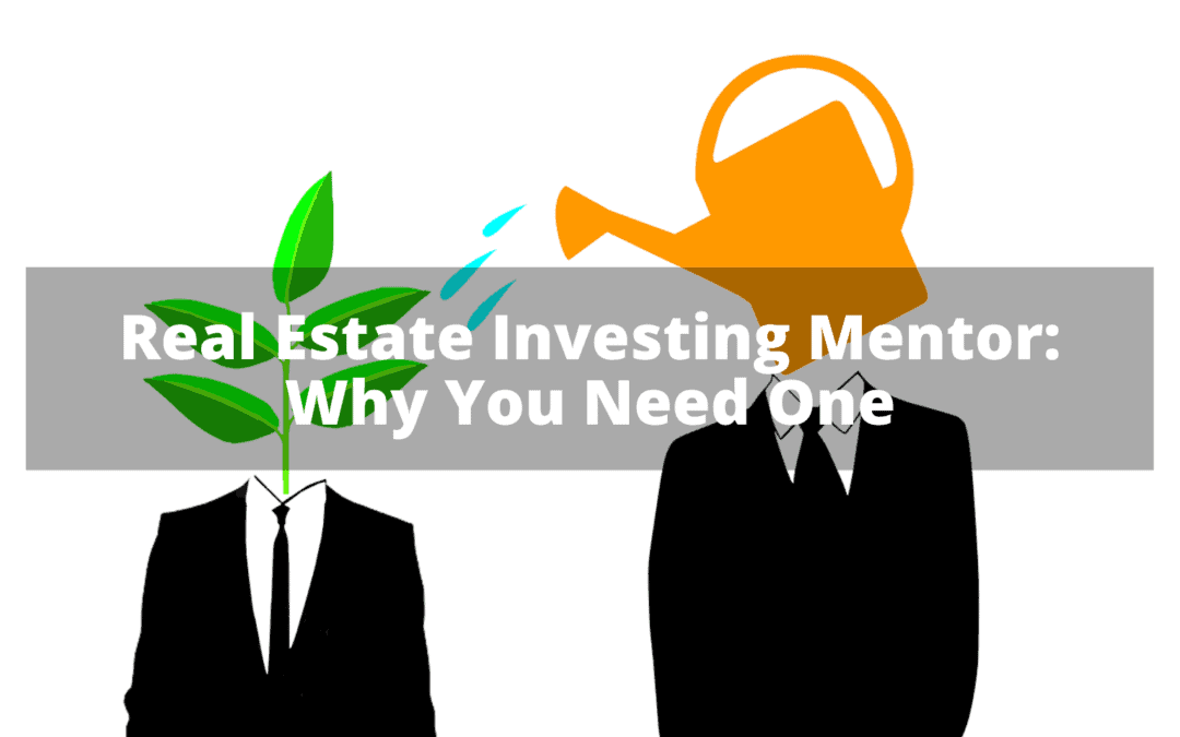 Real Estate Investing Mentor: Why You Need One